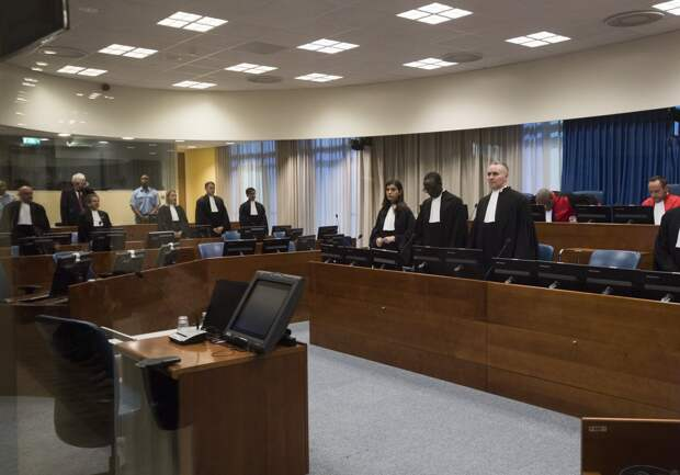 США против Международного уголовного суда
