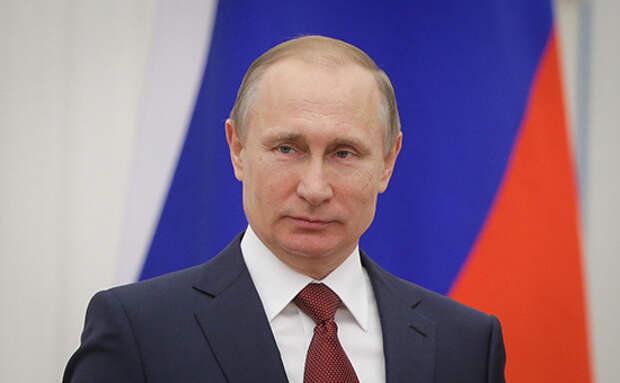 Путин вошел в десятку самых уважаемых мужчин мира