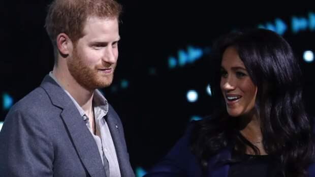 Канал Lifetime показал дебютный трейлер байопика о Меган Маркл и принце Гарри