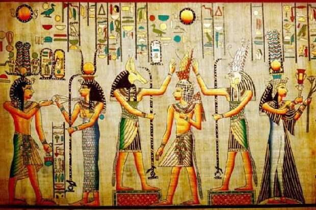 Чародеи Древнего Египта