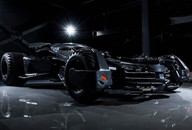 В России продают «Бэтмобиль» за 50 миллионов