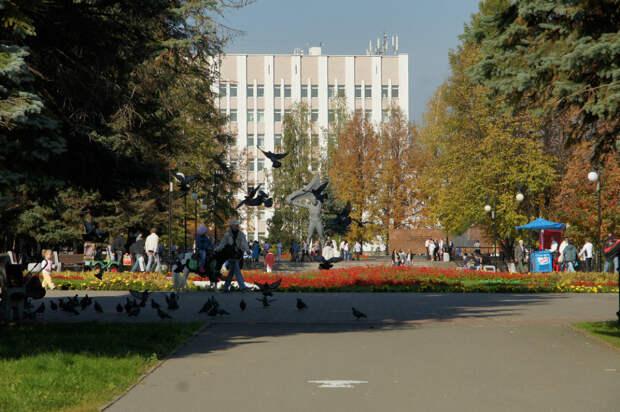 Стелу «Город трудовой доблести» могут установить в Ижевске до конца осени