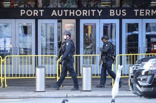 В США судья назвал теракт в Нью-Йорке в 2017 году «поистине варварским»