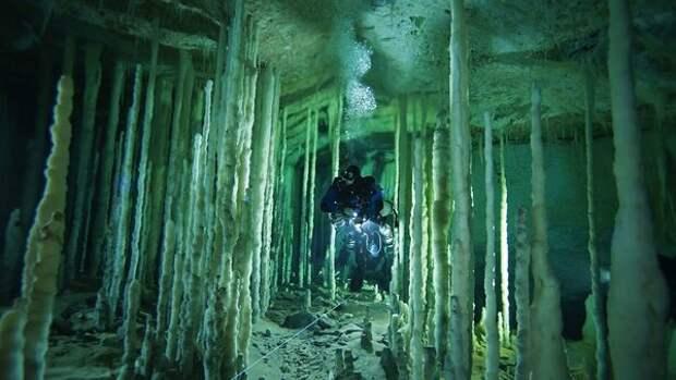 Знаете самую длинную пещеру России?