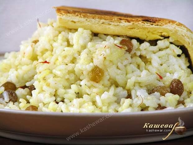 Сюдлу (молочный плов) – рецепт с фото, азербайджанская кухня