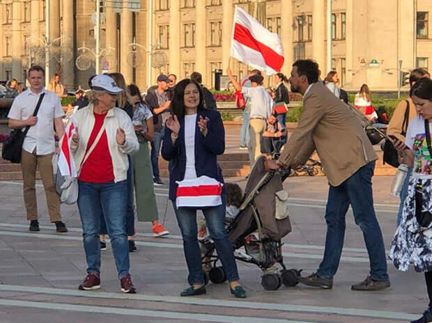 Оппозиционеры травят сторонников Лукашенко