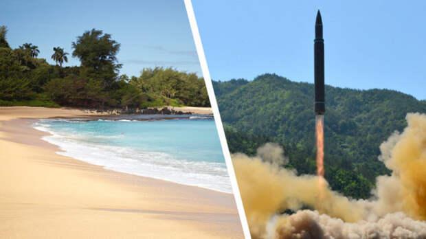 Это конец: жителей Гавайев предупредили о ядерном ударе
