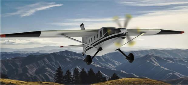 У-УАЗ готов строить два самолета для местных воздушных линий:  ТВС-2ДТС и ЛМС-901