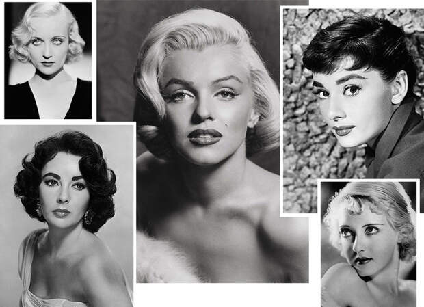 Секреты красавиц эры Золотого Голливуда: в некоторые сложно поверить!