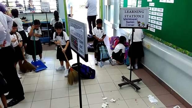 Почему Япония самая чистая в мире страна?