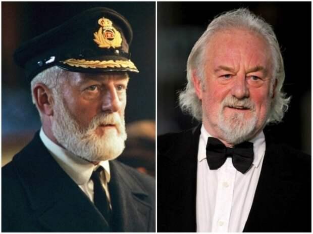 """Как изменились актёры """"Титаника"""" за 18 лет (13 фото)"""