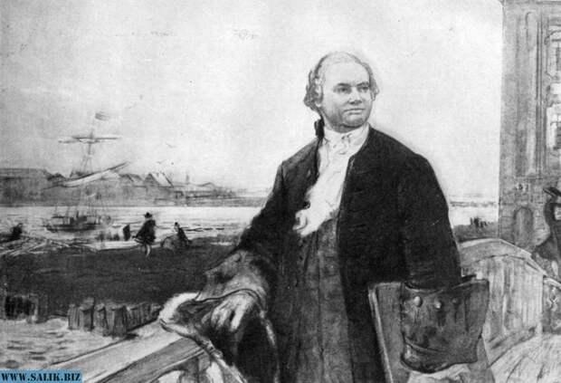 Куда исчезли рукописи по истории М. В. Ломоносова