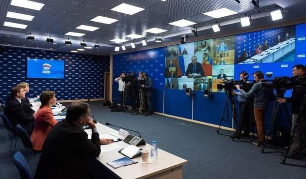 Президент РФотметил слаженную работуправительства