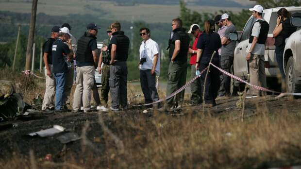 Слушания по делу MH17 продлятся до 2022 года