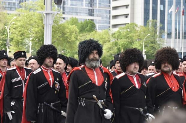Казаки России: государственная служба - в приоритете