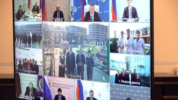 Готовьтесь, я вернусь: Тулунский экзамен чиновников Путину