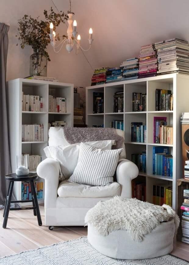 6 психологических трюков, которые помогут полюбить крохотную квартиру