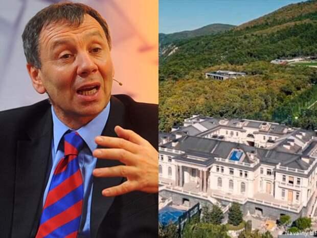 Политолог Марков рассказал, для кого был построен «дворец Путина»