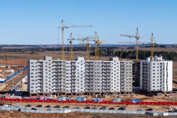 Темп жилищного строительства в Удмуртии в 2021 году вырос на четверть