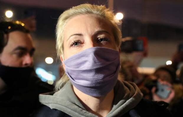 Немецкий маршрут: зачем Юлия Навальная вернулась в Германию