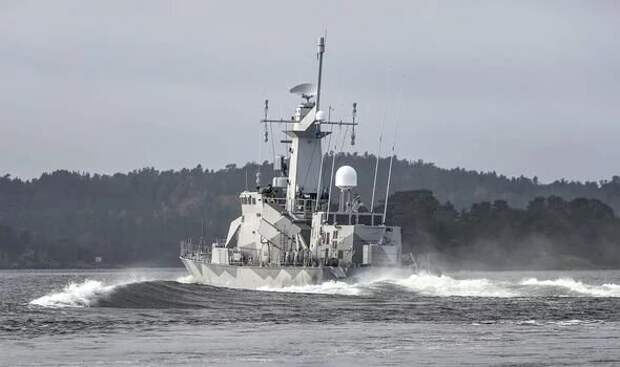Шведы вспомнили охоту за подлодкой России в 2014 году: это был косяк рыб