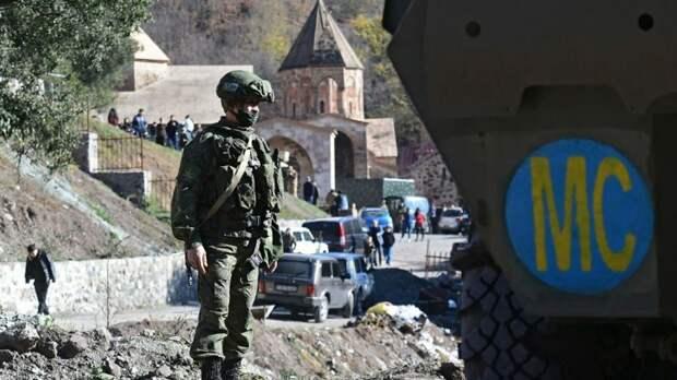 Россия переиграла всех в Нагорном Карабахе