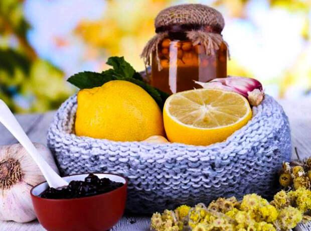 Рецепты наших бабушек от вирусов и простуды