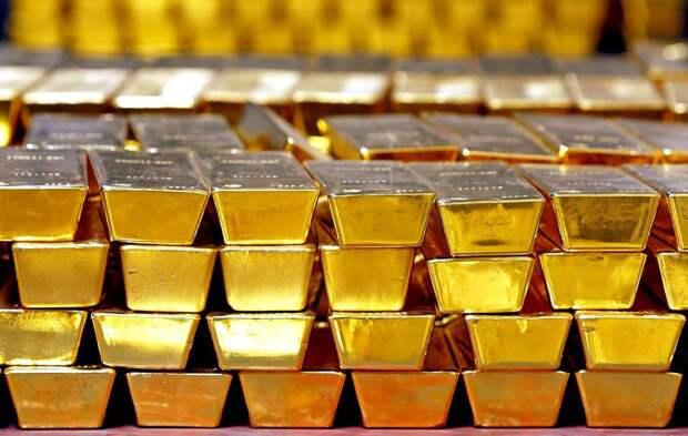 Американские СМИ встревожены переходом России на золото