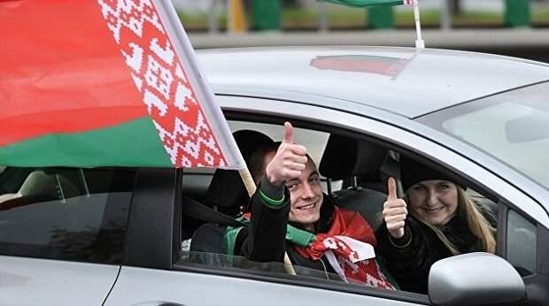 Белоруссия в международной изоляции: в Минске всё спокойно