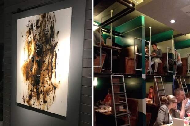 10+ фото нелепых кафе, чьи дизайнеры облажались по полной программе