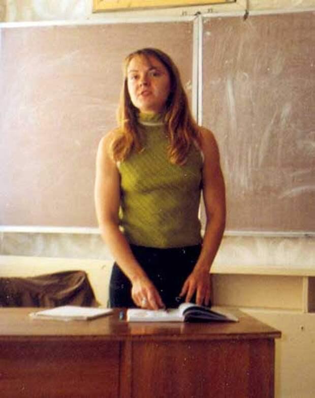 Рассказ учительницы: «Мне 23. Старшему из моих учеников 16. Я его боюсь. Я боюсь их всех»