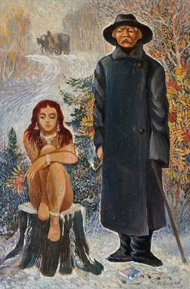 художник Валерий Сыров картины – 24