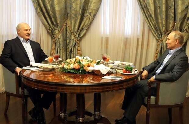 Bloomberg выяснил мнение Путина о протестах в Белоруссии