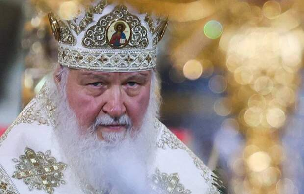 Патриарх Московский и всея Руси Кирилл Сергей Бобылев/ТАСС