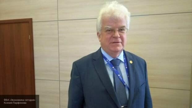 Чижов заявил, что ЕС выступает против сближения России и Белоруссии