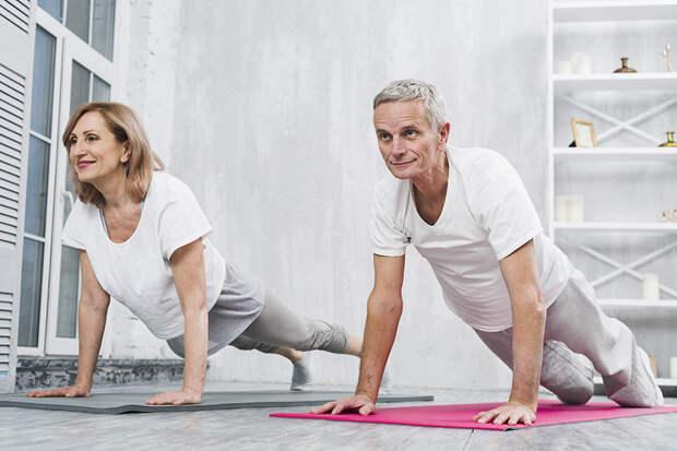 Время самоизоляции: как тренироваться дома