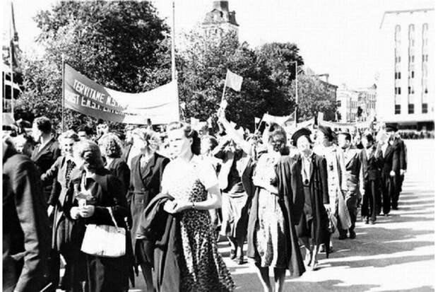 81 год ЭССР: как Эстония государством трудового народа стала