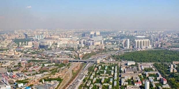 Собянин отложил введение пропускного режима в Москве/ Фото mos.ru