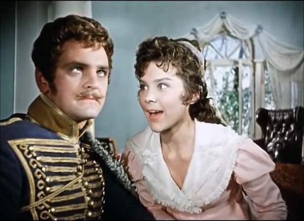 Кадр из фильма *Гусарская баллада*, 1962 | Фото: kino-teatr.ru