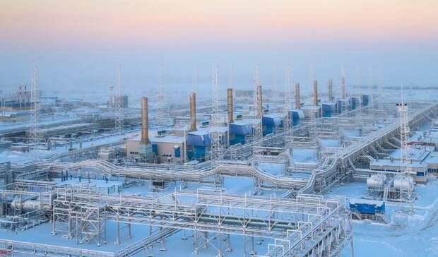 Россия всостоянии увеличить добычу газа до1трлн кубометров вгод