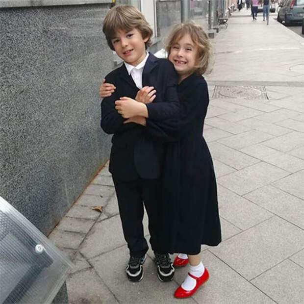 Сын Надежды Михалковой и дочь Анны Михалковой будут учиться в одном классе