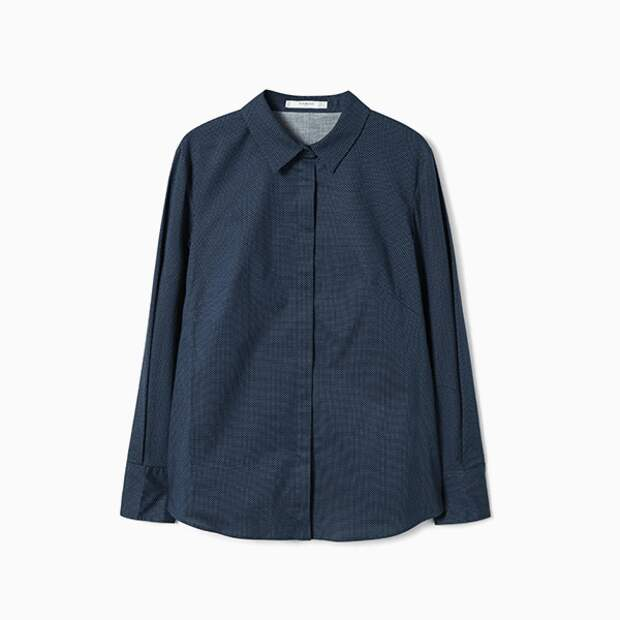 Рубашка-сорочка Mango