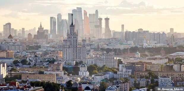 Саркози: Москва стала одним из самых современных городов Европы / Фото: М. Денисов, mos.ru