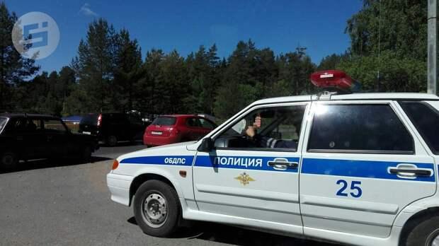 Пешехода сбили насмерть в Игринском районе Удмуртии