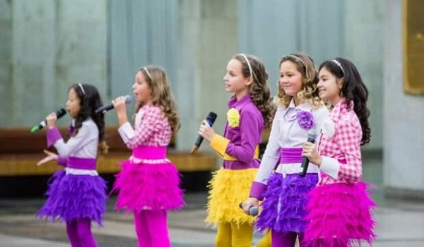 Посетители Музея Победы услышат лучшие детские голоса Москвы