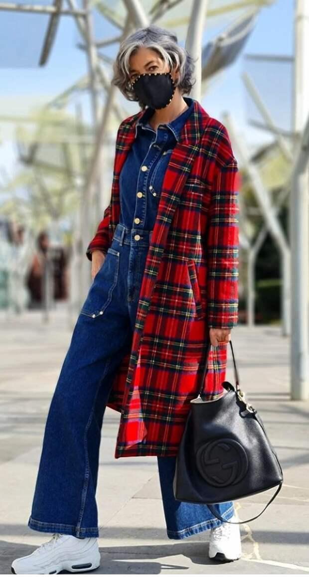 Омолаживающие приемы в одежде для ошеломительного эффекта. Фото с комментарием стилиста