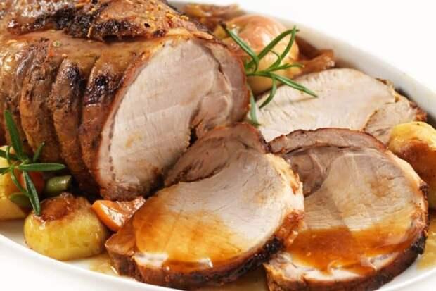 Медовая свинина: гости и домочадцы сметут этот деликатес на считанные минуты