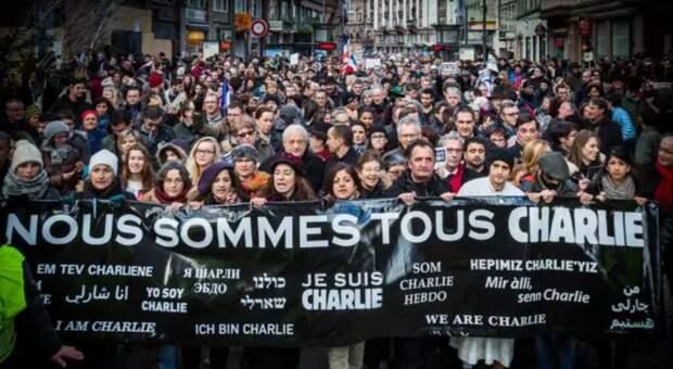 Европейская наглость: Свобода лгать и лицемерить только для избранных
