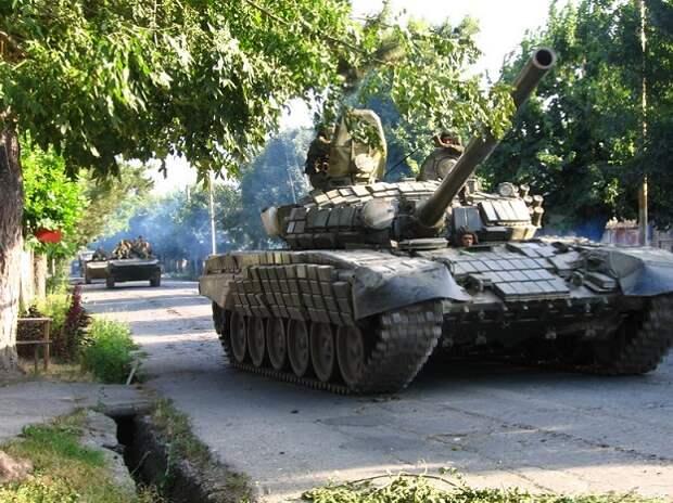 Пятидневная война: блицкриг 58-й армии в 2008 году