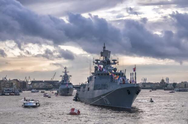 Черноморский флот ВМФ России. Источник изображения: https://gtrk-saratov.ru/